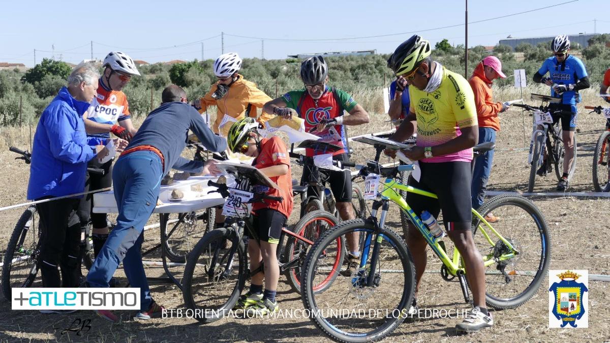 En la localidad cordobesa de Villaralto se ha celebrado la 1ª jornada del MTB Orientación Mancomunidad de Los Pedroches
