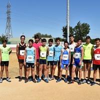 Galería fotográfica del Campeonato de Andalucía Sub14 Zona Occidental