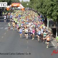 Nuevo triunfo para Raquel Hernández y Miguel Espinosa en esta ocasión en la carrera Popular Go fit