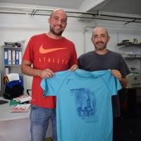 Presentamos la camiseta de la XXXIV Media Maratón Córdoba Almodóvar del Río que avanza a por los 500 inscritos, no lo dejes para última hora que tenemos que personalizar tu dorsal