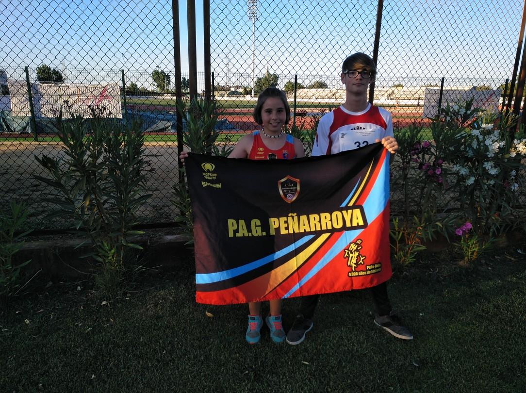 Álvaro y Miriam Cto Andalucía