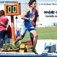 El sevillano Juan José Aguilar Fernandez consigue la mejor marca en 500 metros
