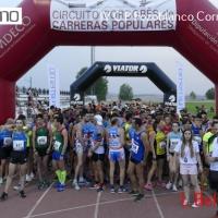 Hornachuelos, El Viso y Montilla centrarán la actividad atlética de esta semana