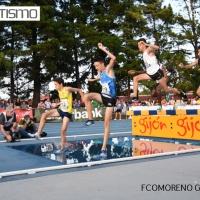 2º día de competición en Gijón, se celebra el Campeonato de España Sub16. AVANCE