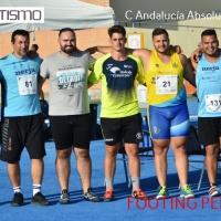 Avace fotográfico de la amplia galería que pondremos a vuestra disposición(Footing Pepito) del  Campeonato de Andalucía Absoluto celebrado en Nerja (Málaga)