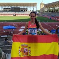 La Cordobesa Carmen Avilés se clasifica para la final del 400 En el 15 Festival Olímpico de la Juventud Europea (Bakú-Azerbaiyán)