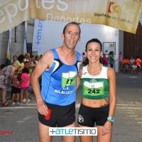Miguel Ángel Múñoz y Ana María Cantero se adjudican la XIX Carrera Popular Villaralto 2019