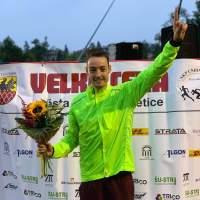 El atleta sevillano David Palacios consigue su segunda victoria en su periplo por tierras Checas