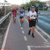 XXXV Subida Granada Pico Veleta, (Galería fotográfica nº 4) prueba organizada por el Club Atletismo Maracena