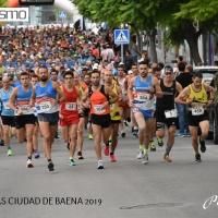 2 Leguas Ciudad de Baena 2019, Galería fotográfica de Pedro I. Calzado Canales (Picalcan)