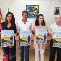 """Presentamos el cartel de Circuito de Senderismo """"Senderos de Otoño"""" organizado por la Mancomunidad de Municipios Valle del Guadiato, las inscripciones a partir del 1 de octubre"""