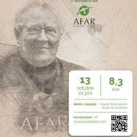 """Ya tenemos los primeros 100 inscritos en la I Carrera Solidaria """"Manuel Ángel Cano"""" a beneficio de AFAR (Alcalá de Guadaíra-Sevilla), participa y colabora con esta gran causa"""