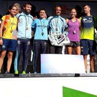 Lola Chiclana y Abdelhadi ElMouaziz repiten triunfo e la 41ª edición de la Carrera El Corte Inglés de Málaga