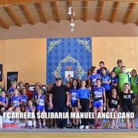 Exitosa 1ª edición de la Carrera Solidaria Manuel Ángel Cano con triunfo de Mauri Castillo y Carmen Gutierrez Peña