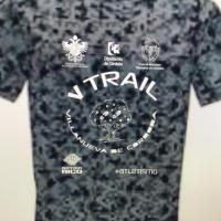 Presentamos nuestra camiseta para el V Trail Runnig y Senderista de Villanueva de Córdoba, para inscripciones entrando en la información