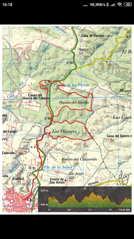 trail corto
