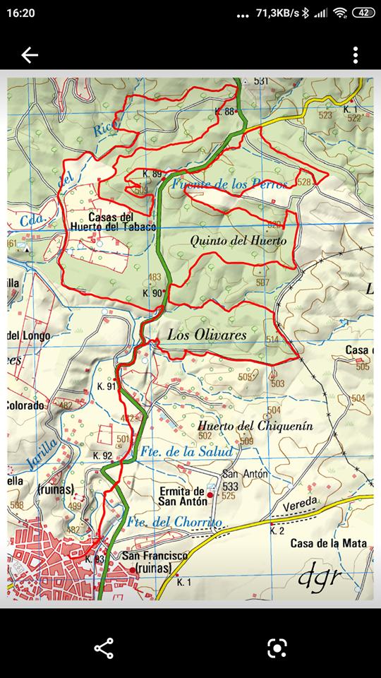 trail largo