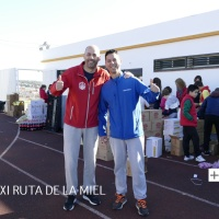 La organización de la Carrera Popular Ruta de la Miel inmersa en la praparación de la magnífica bolsa del corredor