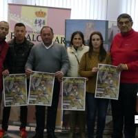 Presentación oficial del I Crostrail Turdulos que tendrá lugar el próximo día uno de diciembre en la localidad de Belalcázar