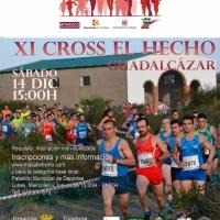 Comenzamos las inscripciones para el XI Cross El Hecho (Guadalcazar)