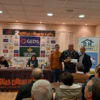 Nuestro compañero Pedro Ignacio Calzado (Picalcan) obtiene el premio a la mejor fotografía en el Concurso del CD Media Legua