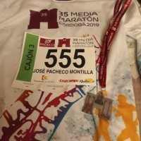 Ya se están retirando los dorsales para la Media Maratón de Córdoba prueba que se celebra este próximo domingo