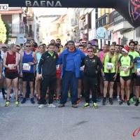 Domingo Gil Cosano y Rafi Mengual Mata vencedores en la XIII San Silvestre Ciudad de Moriles