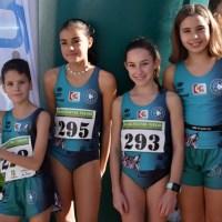 El Club de Atletismo Sierra Norte comienza su andadura