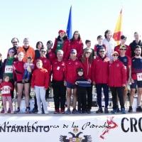 Mohamed Lansi y Cristina Polanco han sido los vencedores de XXX Cross Nacional Comarca de los Pedroches