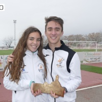 Nuevo triunfo de María Duque y victoria del atleta local Gonzalo Soler en la tercera prueba del X Circuito Miguel Rios