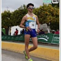 Mañana sábado se celebra en la localidad sevillana del Arahal el Campeonato de Andalucía de Marcha en Ruta con presencia de atletas de alto nivel