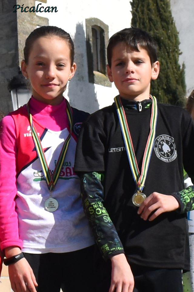 Ana María y Aarón. Infantiles