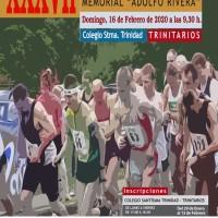 En breve abriremos inscripciones para la XXXVII Carrera Popular Santísima Trinidad Memorial Adolfo Rivera