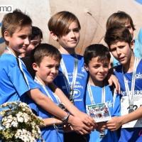 Ocho pódium para la expedición cordobesa al Campeonato de Andalucía su12, sub14 y veteranos que se ha celebrado en Lepe