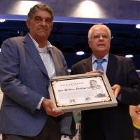 Nuestro redactor Jefe ha sido distinguido por la Asociación de la Prensa Deportiva de Córdoba con el nombramiento de Socio de Honor