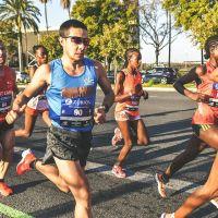 Ángel Muñoz y María del Mar Carrillo únicos cordobeses en el Campeonato de España de Maratón (Sevilla)