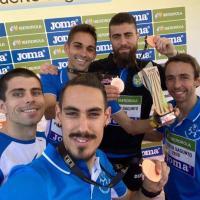 El club Surco 3º por equipos en el Campeonato de España de Media Maratón