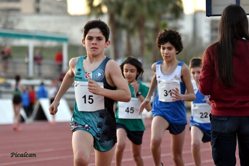 Alberto Dueñas 500 m.l.