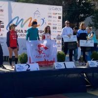 Fátima Azzahraa Ouhaddou se impone en la II Media Marathón Alhaurín el Grande