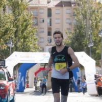 Javier Arcas vencedor absoluto en la Media Maratón de la Cal y el Olivo