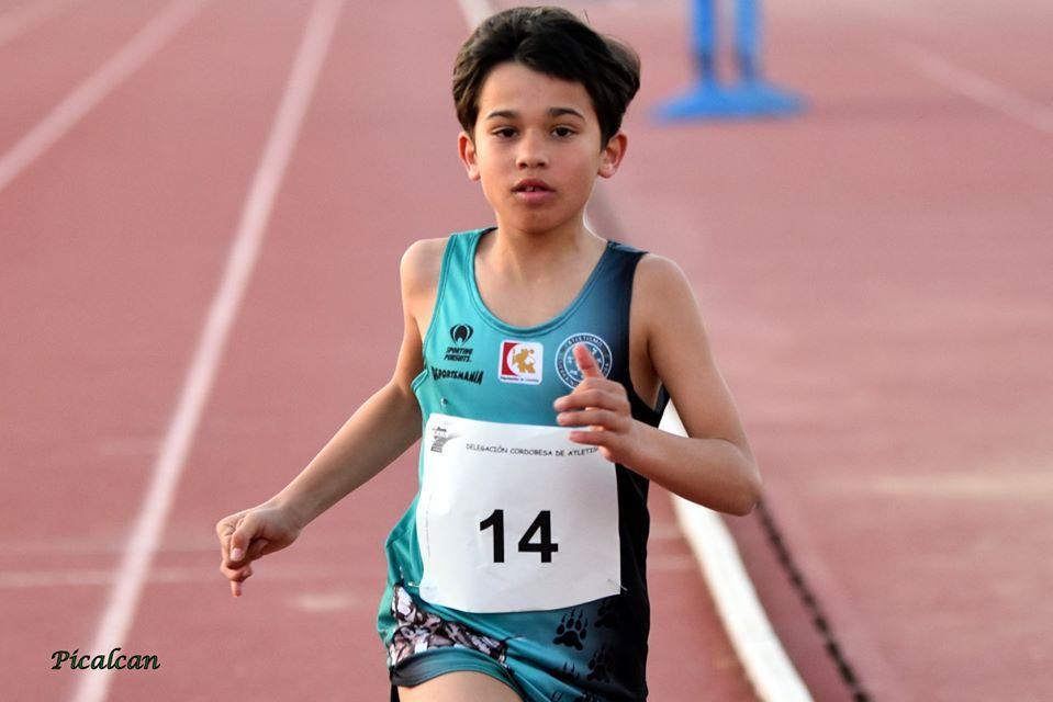 Juan Escribano. 1.000 m.l.