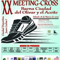 Abrimos las inscripciones para el XX Meeting-Cross Baena Ciudad del Olivar y el Aceite