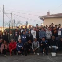 La expedición del Club Trotasierra ya vela armas en Soria para el Campeonato de España de Campo a Través