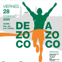 Tenemos abiertas las inscripciones para la Carrera Urbana de Zoco a Zoco, una prueba muy popular del calendario