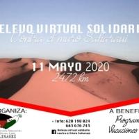 Participa en el Relevo Virtual organizado por la Asociación Amigos del Sáhara de Linares