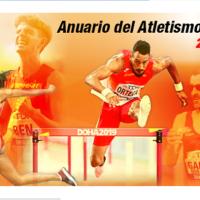 Cerca de 2000 páginas que aglutinan enorme cantidad de información y éxitos del atletismo español Anuario del Atletismo Español 2018/2019