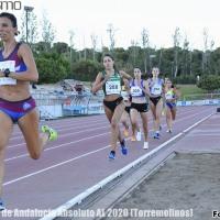 Galería fotográfica del Campeonato de Andalucía Absoluto (jornada de tarde)