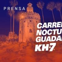 La XXXII Carrera Nocturna del Guadalquivir KH-7 2020 se celebrará de forma virtual