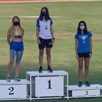 Los Atletas cordobeses consiguen catorce medallas en el Campeonato de Andalucía Sub18