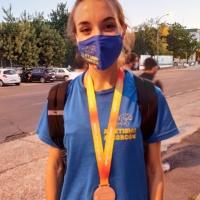 Las Cordobesas Maria Cano y Alicia Jaut consiguen la medalla de bronce en el Nacional Sub23